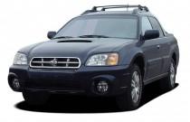 2005 Subaru Baja (Natl) 4-door Sport Auto Angular Front Exterior View