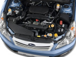 2010 Subaru Outback 4-door Wagon H4 Auto 2.5i Ltd Engine