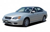 2005 Subaru Legacy Sedan (Natl) 2.5i Auto Angular Front Exterior View
