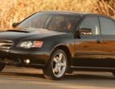 2005 Subaru Legacy Sedan (Natl) GT