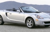 2005 Toyota MR2 Spyder