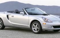 2005 Toyota MR2 Spyder