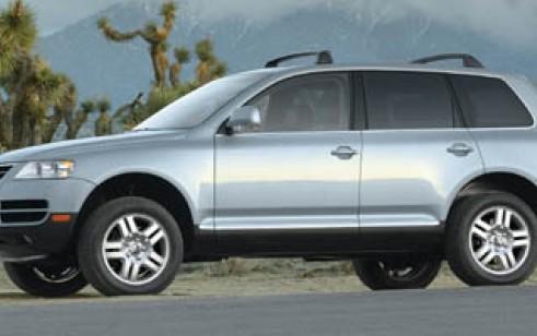 2005 volkswagen touareg vs acura mdx ford explorer volvo xc90 porsche cayenne lincoln. Black Bedroom Furniture Sets. Home Design Ideas