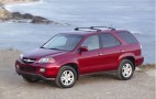 Acura Recalls MDX, RL And TSX Models