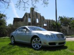 2005 Bentley Continental GT - front