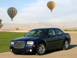 2005 Chrysler 300C - marquee
