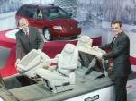 Chrysler Revamps Minivan Seats