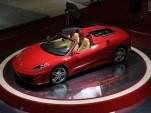 2005 Ferrari F430 Spider, Geneva Motor Show