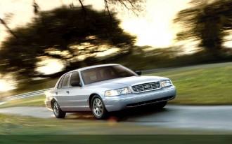 Ford Recalls 355,000 2005-2011 Crown Vic, Town Car Sedans