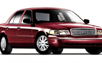 Ford Recalls 317,000 U.S. Vehicles: Ford F-150 SuperCrew, Ford Crown Victoria, Mercury Grand Marquis
