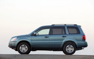 2005 Honda Pilot Probed For Braking, Steering Issues