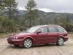 2005 Jaguar X-Type Sportwagon