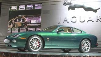 2005 Jaguar XK Victory Edition, Los Angeles Auto Show
