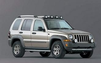 2004-2005 Jeep Liberty: Recall Alert