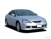 2006 Acura RSX 2-door Coupe AT Leather Angular Front Exterior View