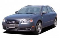 2006 Audi A4 5dr Wagon 3.2L Avant quattro Auto Angular Front Exterior View