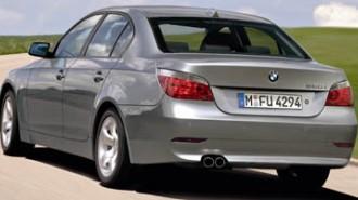 2006 BMW 5-Series 550i