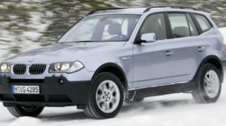 2006 BMW X3-Series 3.0i