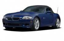 2006 BMW Z4-Series M 2-door Roadster Angular Front Exterior View