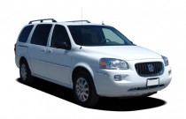 2006 Buick Terraza 4-door CXL FWD Angular Front Exterior View