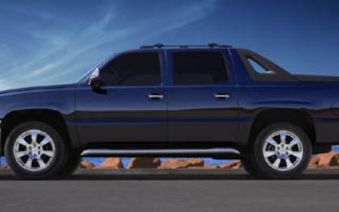 2006 Chevrolet Avalanche Vs Its Compeion