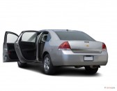 2006 Chevrolet Impala 4-door Sedan LS Open Doors