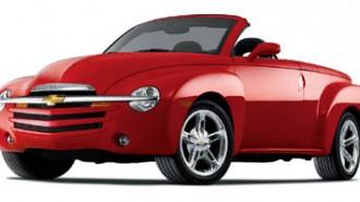 2006 Chevrolet SSR LS