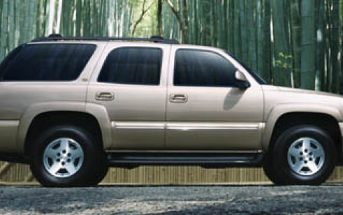 2006 Chevrolet Tahoe vs Toyota Highlander, GMC Yukon ...