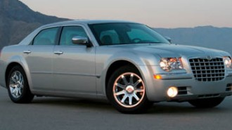 2006 Chrysler 300-Series C