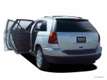 2006 Chrysler Pacifica 4-door Wagon Touring AWD Open Doors