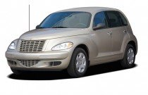 2006 Chrysler PT Cruiser 4-door Wagon Angular Front Exterior View