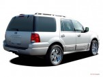 2006 Ford Expedition 4-door XLT Angular Rear Exterior View