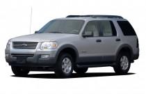 """2006 Ford Explorer 4-door 114"""" WB 4.0L XLT Angular Front Exterior View"""
