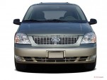 2006 Ford Freestar 4-door Limited Front Exterior View