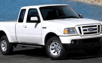 Ford, Mazda issue do-not-drive order for 35,000 compact pickups