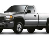 2006 GMC Sierra 2500HD Work Truck
