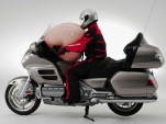 2006 Honda Gold Wing with Takata airbag