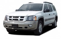 2006 Isuzu Ascender 4-door 2WD EXT Limited Angular Front Exterior View