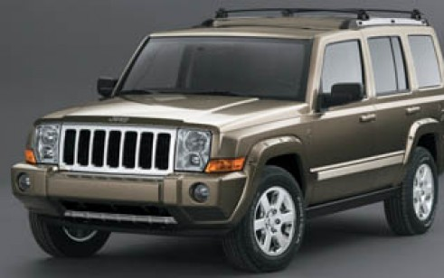 2006 jeep commander vs toyota highlander honda pilot. Black Bedroom Furniture Sets. Home Design Ideas