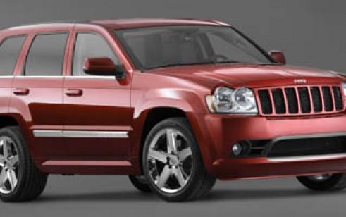 2006 Jeep Grand Cherokee SRT-8