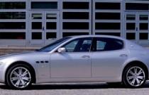 2006 Maserati Quattroporte Sport GT