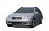 2006 Mercedes-Benz E Class 4-door Wagon 3.5L Angular Front Exterior View