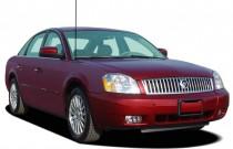 2006 Mercury Montego 4-door Sedan 2WD Luxury Angular Front Exterior View