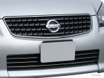 2006 Nissan Altima 4-door Sedan 3.5 SE-R Auto Grille