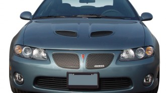 2006 Pontiac GTO 2-door Coupe Front Exterior View