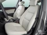 2006 Saab 9-5 4-door Wagon 2.3T Front Seats