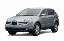 2006 Subaru B9 Tribeca 5-Pass Gray Int Angular Front Exterior View
