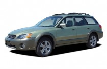 2006 Subaru Legacy Wagon Outback 3.0 R L.L. Bean Auto Angular Front Exterior View