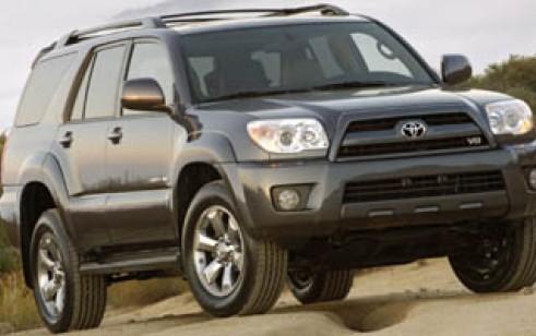 2006 Toyota 4Runner vs GMC Yukon, Toyota Highlander ...