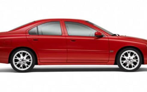 2006 Volvo S60 2.5L Turbo